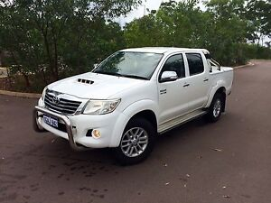 2012  Toyota Hilux SR5 Automatic MY12 Double Cab Bayview Darwin City Preview