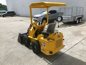 2017 OTHER Ozziquip Puma Mini Loader Molendinar Gold Coast City Preview