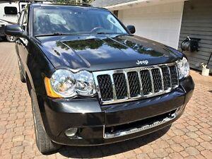 2009 Jeep Grand Cherokee Overland 5.7L Hemi