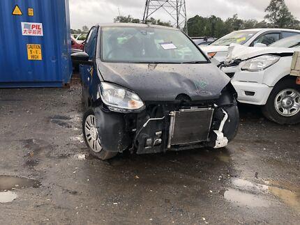 Wrecking Volkswagen Up