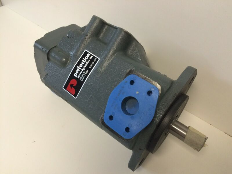 REFURBBED REXROTH HYDRAULIC VANE PUMP NR0941696 PVV21-1-X068-027RA15