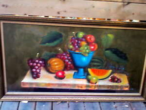 Large Painting,29x53,East Belleville