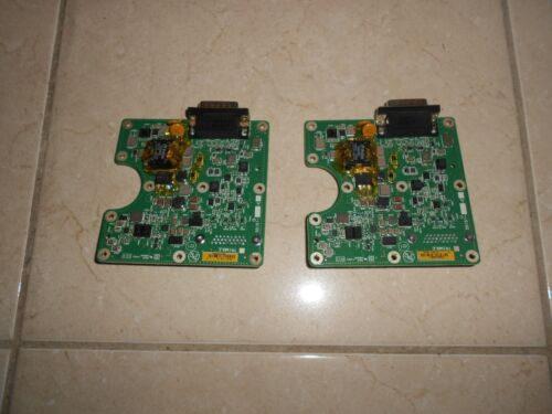 PAIR OF TRIMBLE MS 992 POWER BOARDS MOTHER BOARD