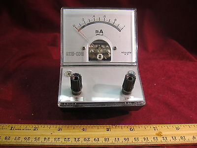 Benchtop Ma Meter 1ma Hew-edm Used Tested