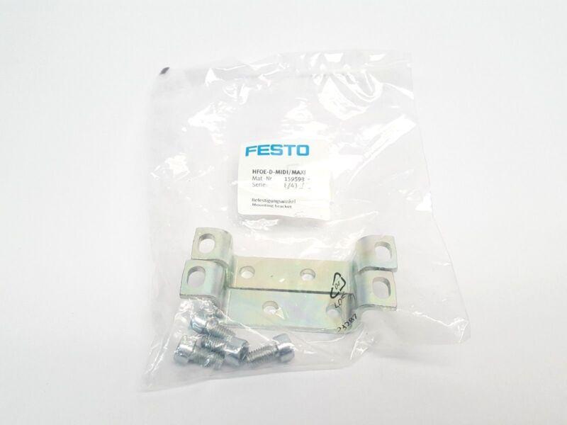 Festo HFOE-D-MIDI/MAXI Mounting Brackets 159593