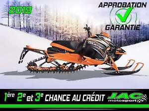 2019 Arctic Cat XF High Country 6000 ES 141 x 2.25 Défiez nos pr
