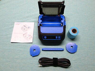 Mht-p28l Bluetoothusb Labelreceipt Thermal Printer.