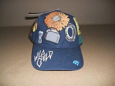 New ZARA MAN Patch Printed Hat Snap Back Sz. Adjustable !!!