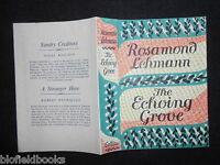 Original Vintage Dustjacket (only) For The Echoing Grove By Rosamond Lehmann -  - ebay.co.uk