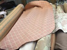 Assorted upholstery fabric and vinyl rolls Templestowe Lower Manningham Area Preview