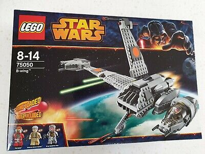 Lego Star Wars B-Wing 75050 Factory Sealed New Set