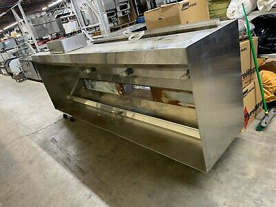 12 Used Commercial Vent Hood