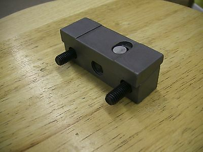 Daewoo Doosan Puma 10hc Wedge Block Tool Holder For Lathe Turret