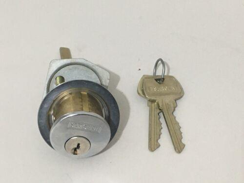 SARGENT Assa Abloy Rim Cylinder Lock 6 Pin 2 Keys RG Keyway Locksmith Locksport