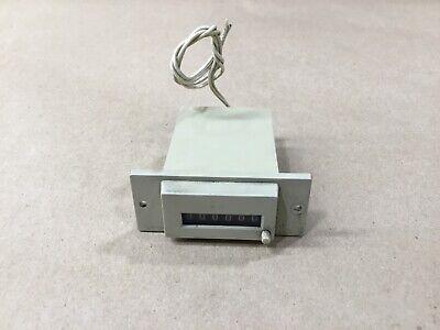 Omron 6-digit Counter 110vac 26h108
