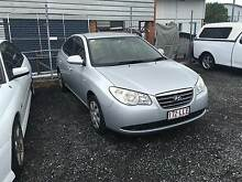 2008 HYUNDAI ELANTRA 2.0 SX MANUAL SEDAN Rochedale South Brisbane South East Preview