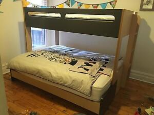 Snooze Combo Bunk Bed - LIKE NEW Albert Park Port Phillip Preview