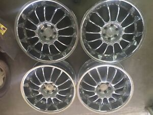 4 mags cadillac 20 pouces 6x115