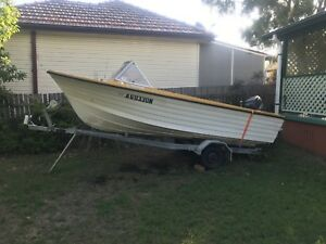 Wanted: 14ft fishing boat