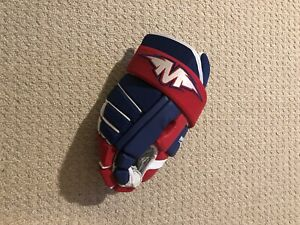 Mission pro hockey gloves