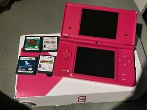 Nintendo DS, Accessories and Games