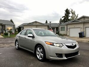 2009 Acura TSX Sedan Technology Package Backup Camera - Navi