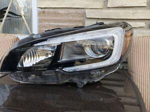 2015-2017 Subaru WRX/ WRX STI Left Headlight