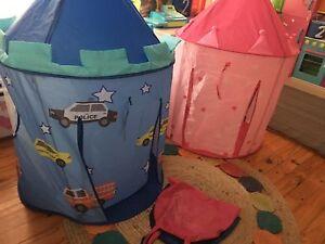 Pop up tent / cubbies Hillcrest Logan Area Preview