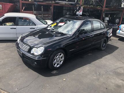 Mercedes Benz W203 C180 2006 automatic now wrecking Northmead Parramatta Area Preview