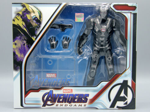 ZD War Machine Marvel Avengers Legends Heroes 7in Action Figure Child Toy in Box