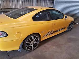 2002 Holden Monaro Coupe swap trade North Ward Townsville City Preview