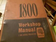 Austin 1800 workshop manual Torquay Fraser Coast Preview