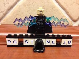 Lego® Star Wars™ Figur Emperor Palpatine™ Darth Sidious™ Vader™ Imperator sw595