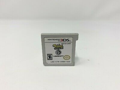 Rabbids: Travel in Time 3D - Nintendo 3DS  - Game Cart Only