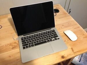 Macbook pro 13 mi-2014, 16gb ram, 256gb ssd (negociable)