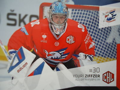 414 Youri Ziffzer Adler Mannheim CHL 2014-15