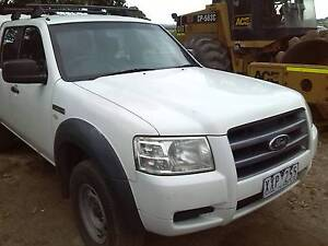 2008 Ford Ranger 4x2 XL 3.0TD - AUTO RWC and Rego Sept. Canopy Campbellfield Hume Area Preview