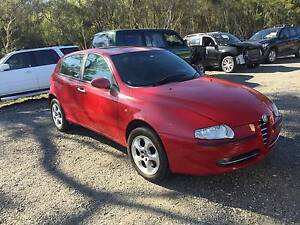 2002 MODEL Alfa Romeo 147 WRECKING NOW MISSING LEFT PSIDE D TRIM Willawong Brisbane South West Preview