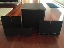 Yamaha Speaker Set Swan View Swan Area Preview