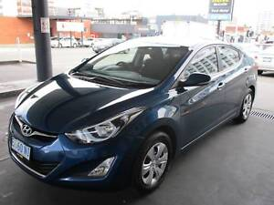 Feature Packed 2015 Hyundai Elantra Hobart CBD Hobart City Preview