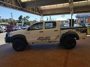"2011 Toyota Hilux SR 4x4 Auto Dual CabUte ""LOW 87000 KMS"" Melville Melville Area Preview"