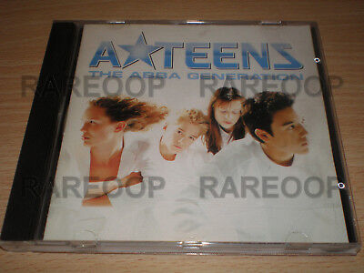 The ABBA Generation by A*Teens (CD, 1999, Universal) MADE IN ARGENTINA