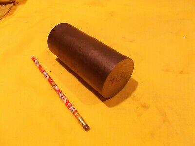 4130 Hr Steel Rod Machine Tool Die Shop Round Bar Stock 2 12 Od X 5 12 Oal