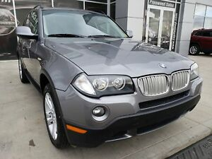 2010 BMW X3 xDrive30i | Leather | Heated Front Seats | Cruise