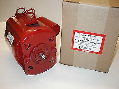 Bell Gossett 16 Hp Circulator Motor 111061 For 189120 189122 189165 4 58