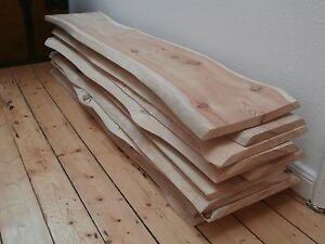 Lärche Holzbretter Holz Bohlen 1,50m x 2,7 x (25-34)  17.-€ /Brett Lärchenholz
