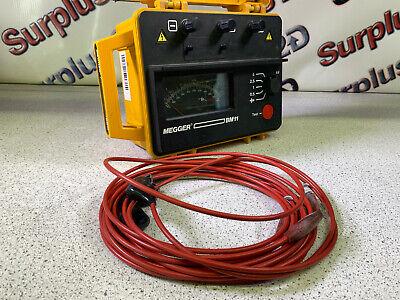 Avo Megger 5kv Portable Insulation Tester