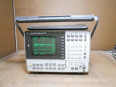 Hp 3561a Dynamic Signal Analyzer
