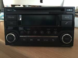 Genuine Nissan Bluetooth CD Head Unit Removed from 2013 X-Trail Berwick Casey Area Preview