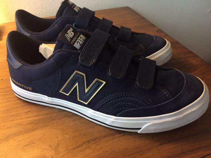 New Balance Numeric X Primitive 212 Skateboard Shoes Size 9.5